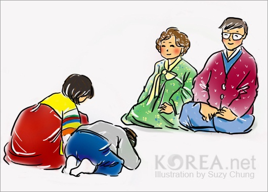 Korean greetings how to bow korea blog m4hsunfo