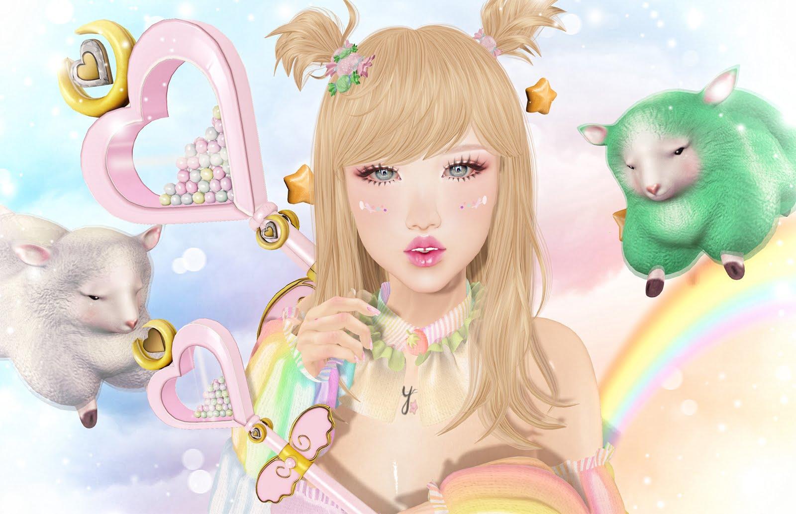 Cinderella Fashionista: Candy Dreams