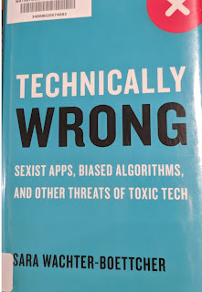 Book cover to Technically Wrong by Sara Wachter-Boettcher