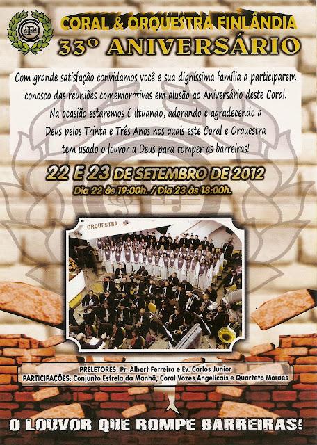 29f4c362e74d7 FESTA DO CORAL E ORQUESTRA FINLÂNDIA