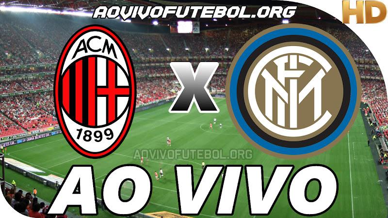 Milan x Inter de Milão Ao Vivo Hoje em HD