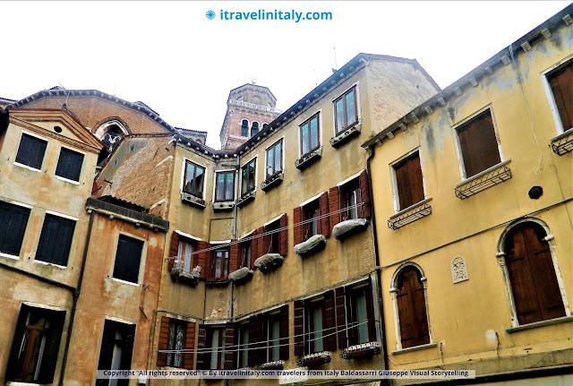 "Venezia  Copyright ""All rights reserved"" © By itravelinitaly.com travelers from Italy Baldassarri Giuseppe Visual Storytelling"