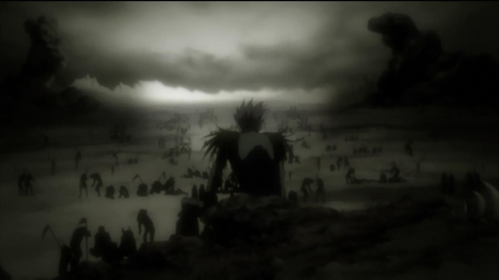 Expository Conundrum: Death Note Episode 1: Rebirth
