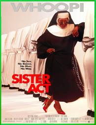 Sister Act (Cambio de hábito) (1992) | DVDRip Latino HD Mega 1 Link