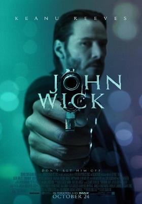 John Wick 2014 300MB Dual Audio 480p BRRip