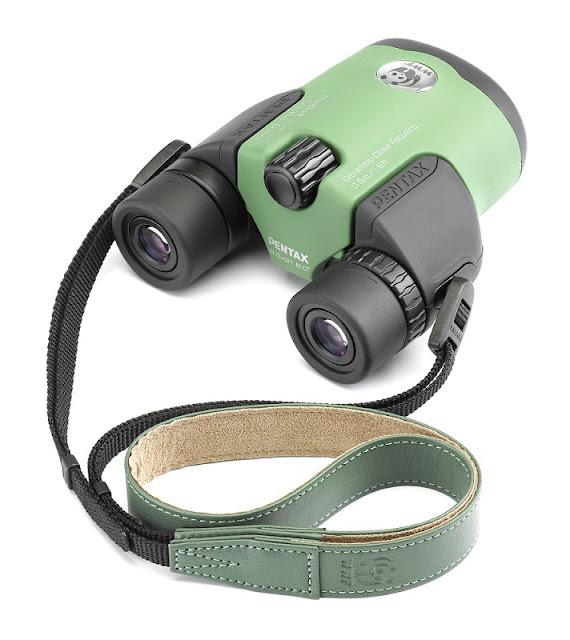 Pentax Papilio 8.5x21 WF binoculars (2)