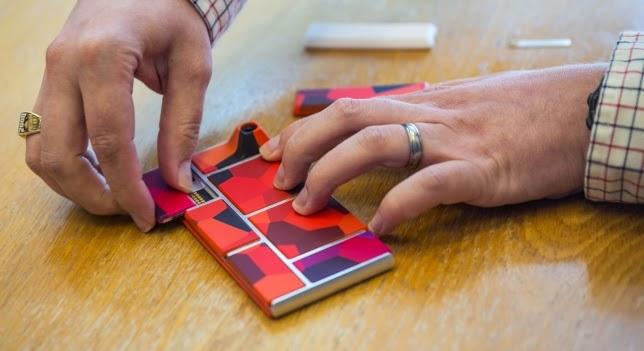 Proyecto Ara, el primer móvil desmontable