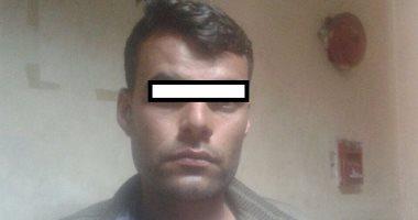 القاء القبض علي متحرش جنسي في مترو الانفاق اليوم الثلاثاء 14