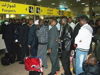 السودان قرار وشيك بإلغاء تأشيرة الخروج نهائياً للمسافرين خارج السودان