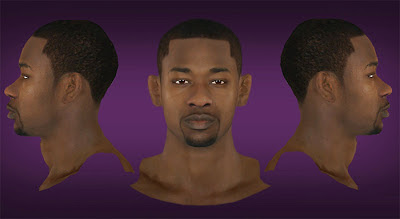 NBA 2K13 Terrence Ross Cyberface Patch