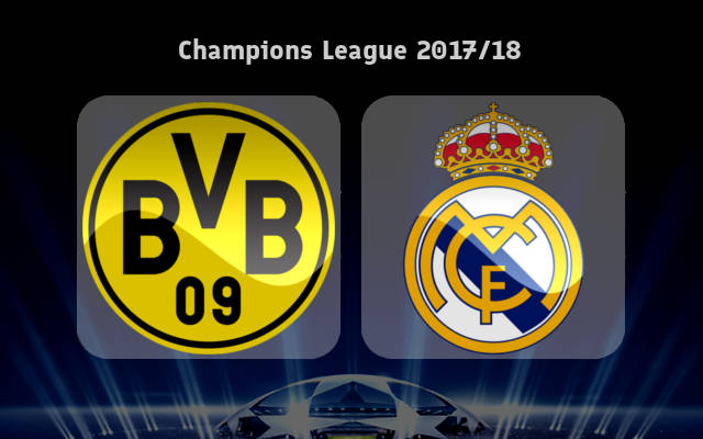Borussia Dortmund vs Real Madrid Full Match & Highlights 26 September 2017