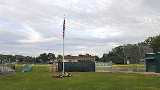 Fletcher Field flag pole honors Harvey Nasuti