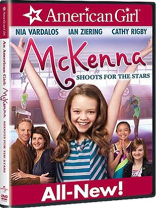 McKenna Shoots For The Stars DVDR NTSC Español Latino Descargar 2012