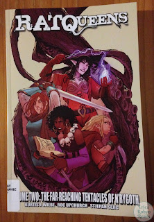 Rat Queens vol 2 image