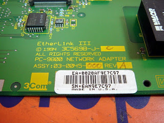 3COM ETHERLINK III 3C569B-J-C