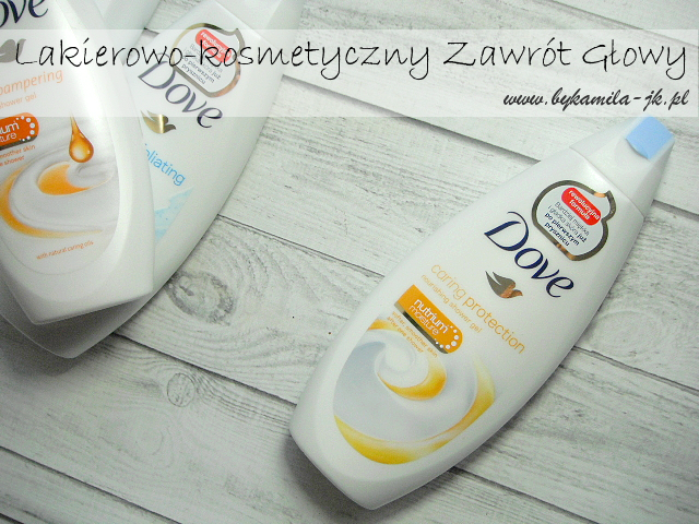 Żel pod prysznic Dove Caring Protection