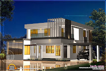 Contemporary Home Modern House Plans Designs