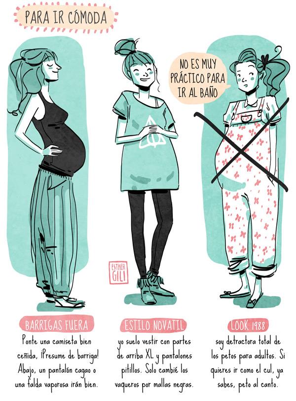 9469f0a24 vestir embarazo · ropa embarazada