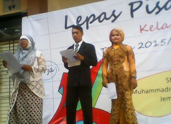 wisuda kelulusan siswa SMK Muhammadiyah Patrang