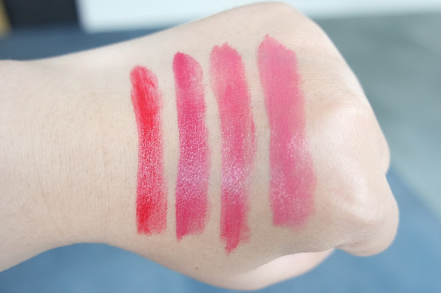 Swatch ULTIMA II ProCollagen Lipstick