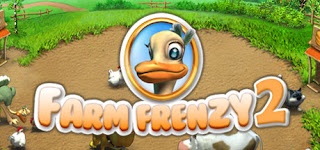 FARM FRENZY 2 Cover Photo