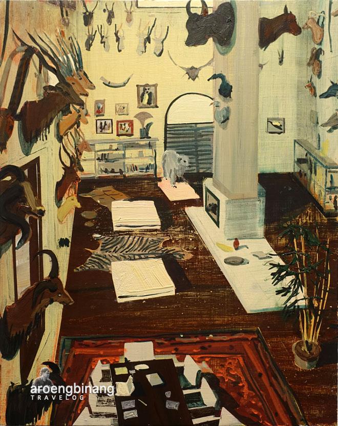 jules de balincourt global hunter museum macan modern and contemporary art in nusantara jakarta barat