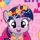 My Little Pony Prom MakeUp