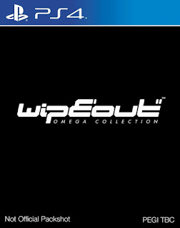 Game launched on June 7, 2017 – PrePurchase WipEout: Omega Collection (PS4) £29.99