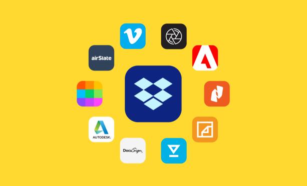 إضافات البرامج الجديدة في Dropbox تتيح لك تعديل الملفات بسهولة على الويب