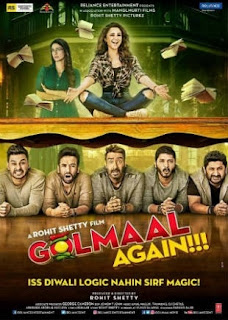 Golmaal Again 2017 Full Hindi Movie Download BRRip 720p