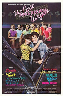 The Last American Virgin 1982 movie poster