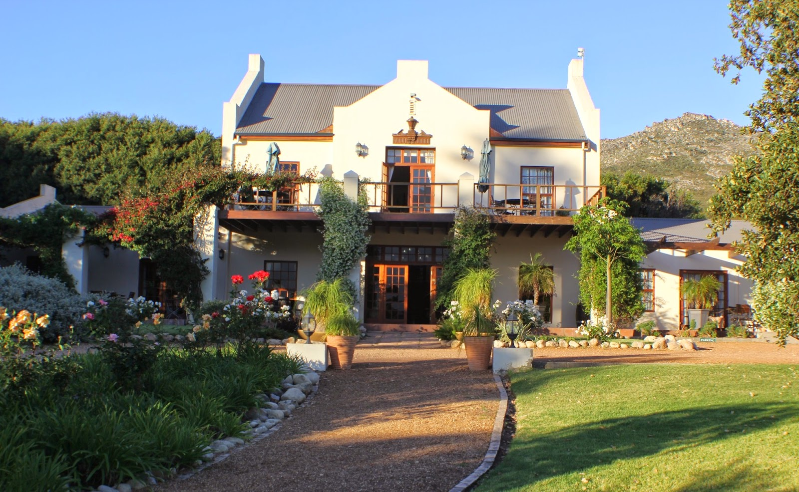 Val d'Or Estate Guest House - Franschhoek