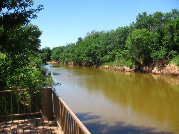 Durango Texas: Communing With Nature In The Wichita Falls ...