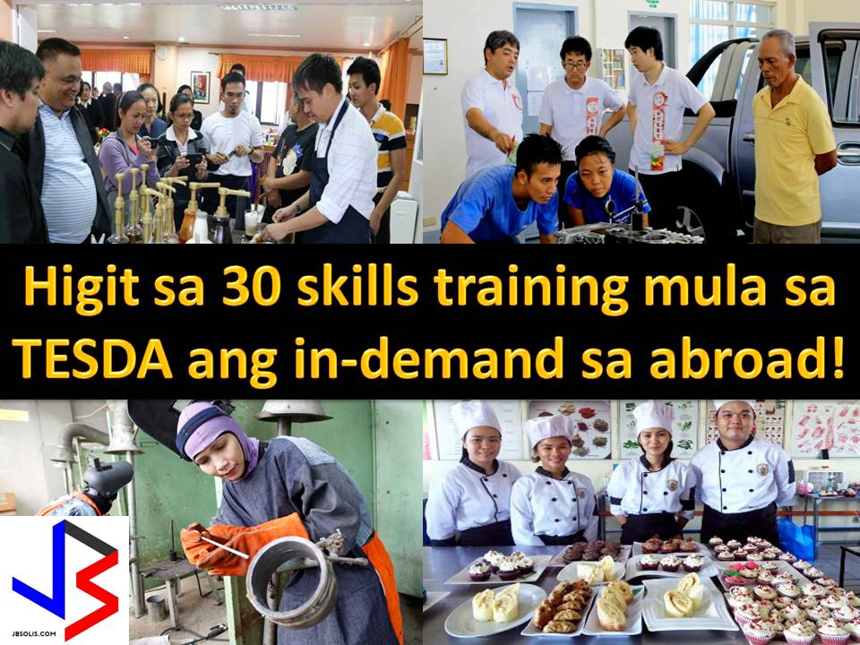 We Filipinos are known to be a versatile worker in different kinds of work in various countries around the world.  The Philippines is not just producers of professional jobs abroad but also produces blue-collar jobs that received a good pay abroad.
