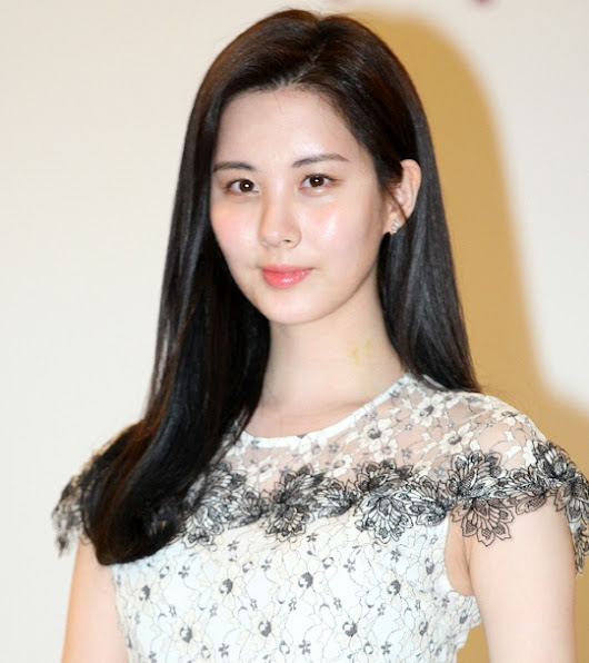 SNSD SeoHyun graced Happy Alliance's Ceremony