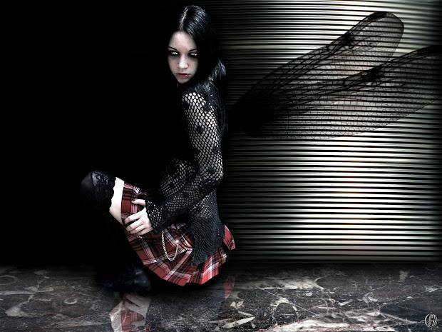 Emo Dark Fairy