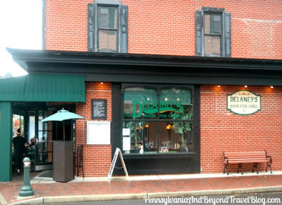 Delaney's Irish Pub & Grill in Cape May, New Jersey