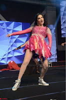 Sunny Leone Dancing on stage At Rogue Movie Audio Music Launch ~  073.JPG