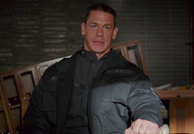 """John Cena negocia para se juntar ao elenco do """"Esquadrão Suicida"""" de James Gunn"""