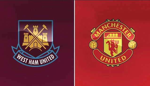 MANCHESTER UNITED VS WEST HAM  HIGHLIGHTS AND FULL MATCH