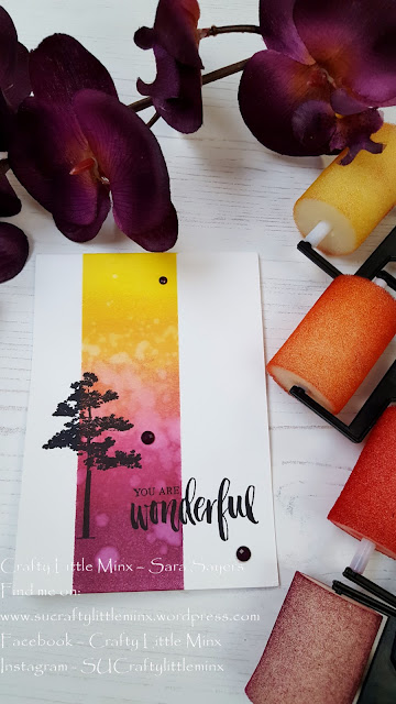 Stampin' Up! Rooted in Nature guest blog, order online 27/7 with Mitosu Crafts
