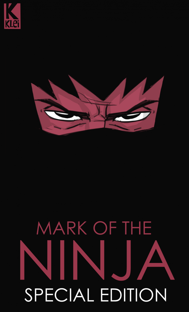 capa do jogo Mark Of The Ninja Special Edition