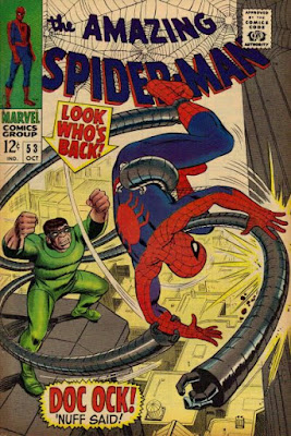 Amazing Spider-Man #53, Dr Octopus