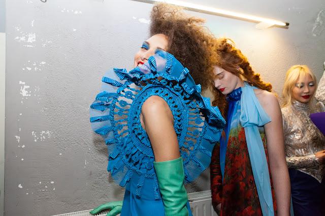 Runway-Magazine-Cover-2017-Eleonora-de-Gray-Guillaumette-Duplaix-Haute-Couture-Spring-Summer-2017-jean-paul-gaultier-backstage-Rainer-Torrado