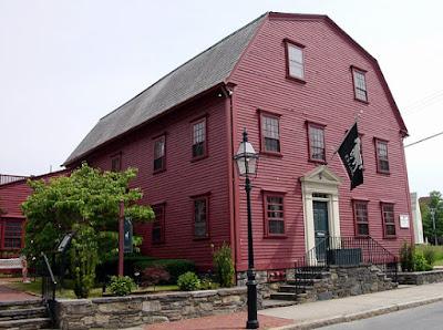 Nhà hàng White Horse Tavern-Mỹ (342 tuổi)