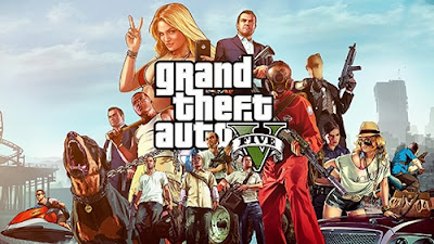 Video Juego GTA 5