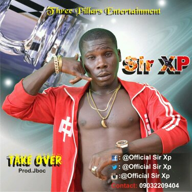 NEW MUSIC: SIRXP TAKE OVER [PROD. BY JBOC]