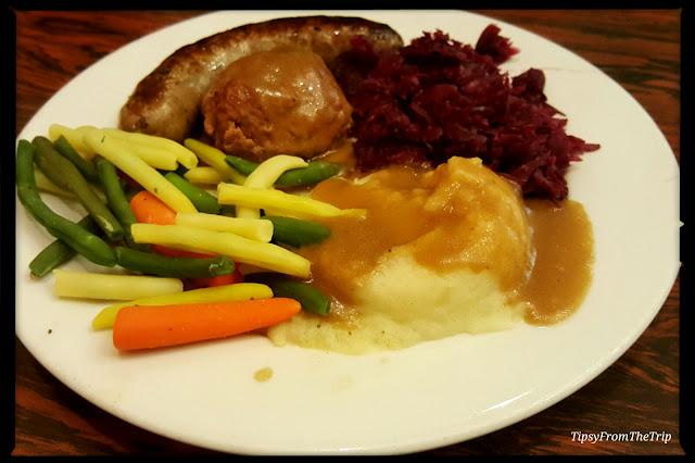 Danish food at Solvang