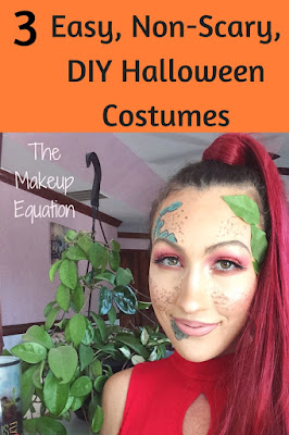 3 Easy DIY Non Scary Halloween Costumes For Women