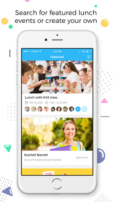 After Being Bullied, Teen Creates 'Sit-With-Us' App To Help Students Find Lunch Pals